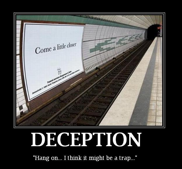 deception marketing deception in the philippines random thoughts by paolo caesar